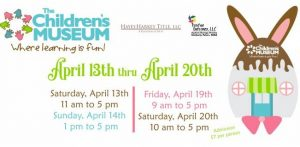 easter bunny photos northeast la childrens museum