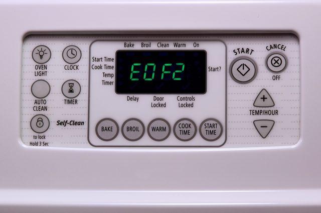 Common Ge Oven Error Codes Northeast Appliance Repair Blog