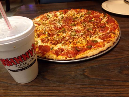 best pizza restaurants calhoun