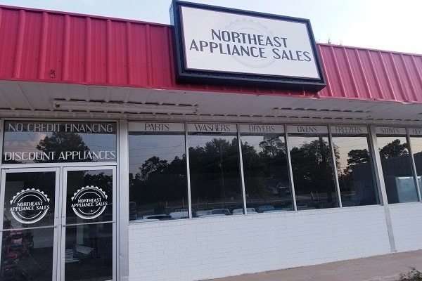 northeast appliance sales