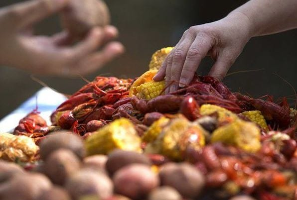 4th of july crawfish boil ideas