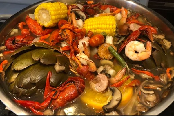 4th of july crawfish boil recipes