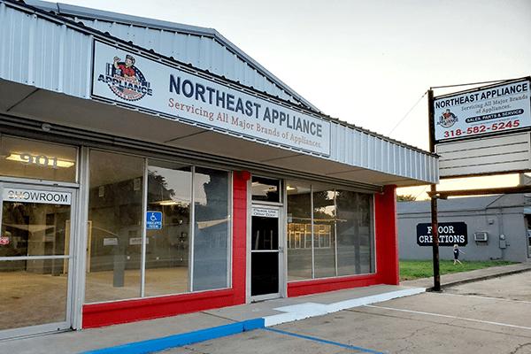 northeast appliance parts dealer